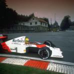 Fórmula 1 - F1: Grande Prêmio da Bélgica de 1989