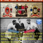 Futebol - O time de futebol mais antigo do mundo