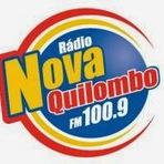 Rádio Nova Quilombo FM 100,9 ao vivo e online Palmares PE