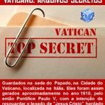 Religião - Os Arquivos Secretos do Vaticano