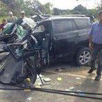 Deputado do partido de Eduardo Campos morre após acidente de carro