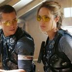 Cinema - Angelina Jolie e Brad Pitt estão juntos novamente em um novo filme