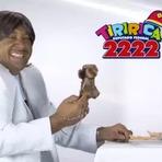 Tiririca Imitando Roberto Carlos, come carne durante horário eleitoral