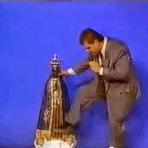 """A volta de Von Helde: o bispo que chutou imagem de Nossa Senhora diz que brasileiro é """"Ignorante espiritualmente!"""