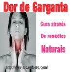 Remédios naturais para garganta inflamada