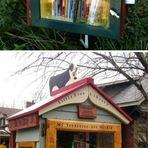 Curiosidades - Bibliotecas inusitadas pelo mundo