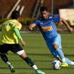 Futebol - Samudio foi convocado para a seleção