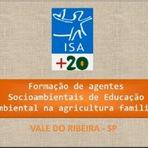 Meio ambiente - Inscrições abertas para Curso de Formação de Agentes Socioambientais na Agricultura Familiar