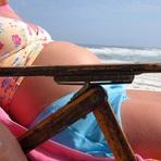Saúde - Banhos de sol com moderação durante a gravidez