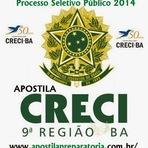 Apostila Impressa CRECI 9ª Região da BAHIA - Suporte Administrativo