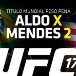 Confirmada revanche para José Aldo x Chad Mendes no Brasil
