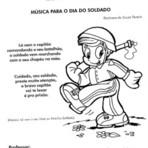 Dia do Soldado Atividades para Imprimir em Tarefas