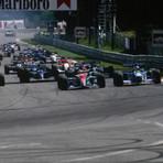 Fórmula 1 - F1: Grande Prêmio da Bélgica de 1994