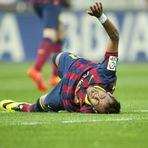 Neymar se Lesiona Novamente