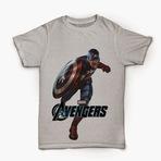 Coleção camisa the avegers