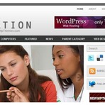 Blogosfera - Template iEducation para WordPress