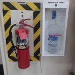 Segurança - Use em caso de emergência