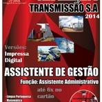Apostila Assistente de Gestão da CELG Geração e Transmissão - CELG GT - 2014