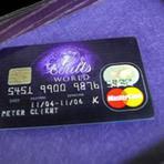 Top 10 cartões de crédito mais exclusivos do mundo