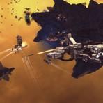 Jogos - Ancient Space – RTS, Zona Negra e uma Historia em Tempo Real