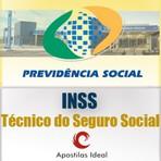 Apostila Concurso INSS Instituto Nacional do Seguro Social 2014 Técnico do Seguro Social