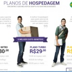 Blogosfera - Hospedagem para Sites e Blogs