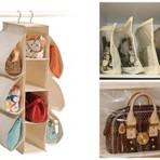 Mulher - Saiba os cuidados essenciais de limpeza e acondicionamento de Bolsas e Sapatos