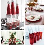 Arquitetura e decoração - Ideias De Decoração De Natal Criativa, As Opções Mais Lindas E Procuradas!