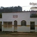 Blogueiro Repórter - Incêndio criminoso destroi totalmente o Destacamento Policial de Santa Efigênia de Minas