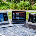 Tecnologia & Ciência - Chromebook 2014 : Samsung, Dell e Toshiba entregam laptops magros