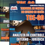 Apostila para o Concurso do Tribunal de Contas do Estado de Goiás TCE GO Cargo - Analista de Controle Externo – Jurídica