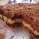 Culinária - Torta gelada de Bis: Você precisa experimentar