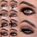 Maquiagem Para O Natal Passo A Passo, As Melhores Dicas De Beleza Em Nossa Página!