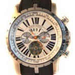 Relógio Roger Dubuis – A arte e a estética do Relógio Roger Dubuis fez grande parte do mundo se apaixonar por suas peças