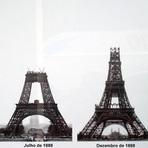 Curiosidades - Curiosidades sobre a Torre Eiffel