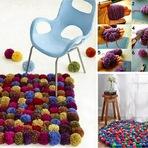 Hobbies - Como Fazer um Tapete Bem Macio de Bolas de Lã