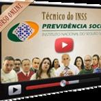 INSS - Todo material de estudos! Apostilas, Cursos Online, 685 testes e DVDs para TÉCNICO DO SEGURO SOCIAL - INSS 2014
