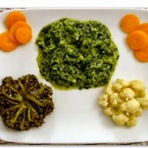 Culinária - Molho de Espinafre