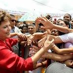 Pesquisa mostra Dilma com 36% e Marina 10 p.p. à frente de Aécio!