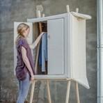 Design - Vai se mudar? Dobre e leve o guarda-roupa
