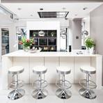 Arquitetura e decoração - Branco - Decorando a casa toda