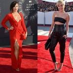 Celebridades - Looks das Famosas no VMA 2014 – Modelos e Fotos