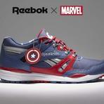 Design - Super: Marvel e Reebok criam tênis inspirados em super heróis