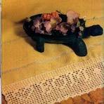 Outros - Barrados de Crochê para Toalhas