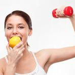 Controle sua Alimentação Antes e Depois de Malhar