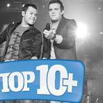 Top 10 musicas mais tocadas da semana (20/08 á 26/08)
