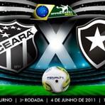 Botafogo x Ceará Ao Vivo