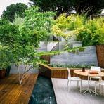 Arquitetura e decoração - Hilgard Garden Terrace