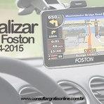 Utilidade Pública - ATUALIZAR GRÁTIS GPS FOSTON 2014/2015