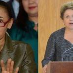 Ibope: Marina Silva abre 10 pontos sobre Aécio Neves e venceria Dilma Rousseff no 2º turno